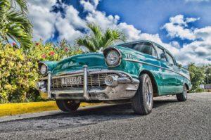 Vintage Car Maintenance