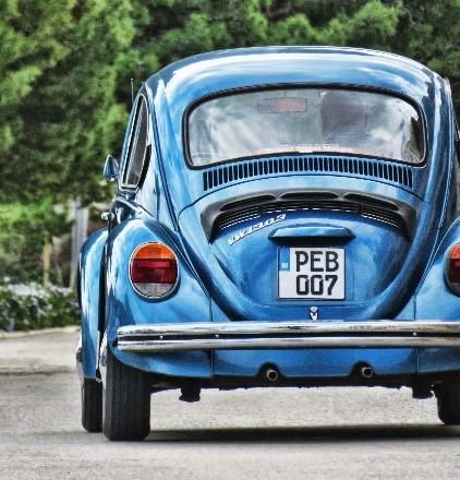 Vintage Car Seven Car Care Tips