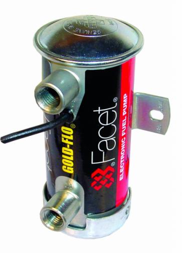 1x Facet 480534 Blue Top Cylindrical Fuel Pump (BTP001)