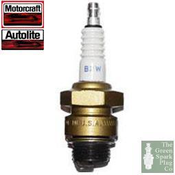 1x Motorcraft Spark Plug B4W