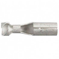 10x Durite - Terminal with Insulator 4.6mm Tube - 0-004-74