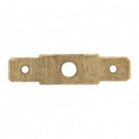 10x Durite - Terminal 6.30mm Blade Double - 0-005-34