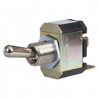 Durite - Switch Flick On/Off Metal Dolly Bg1 - 0-603-00