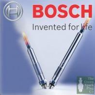 1x Bosch Glow Plug 0250201938