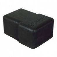 1x Durite - Battery Lighting Terminal Rubber Cover Black - 2-100-99