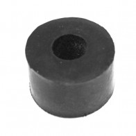 "GS71057 - Fuel Tank Mounting Rubber AJS/Matchless 5/8"" Thick with a 3/8"" hole."