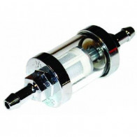 1x Pro-Fuel (Cleanable) Short Fuel Filter 8mm Tails (PRO825)