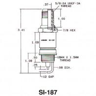 Auburn Ignitors SI-187