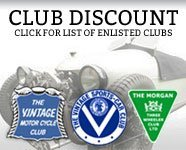 The Morgan: Three wheeler club ltd