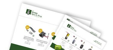 Recieve new offers, latest products and discounts from the Green Spark Plug Company